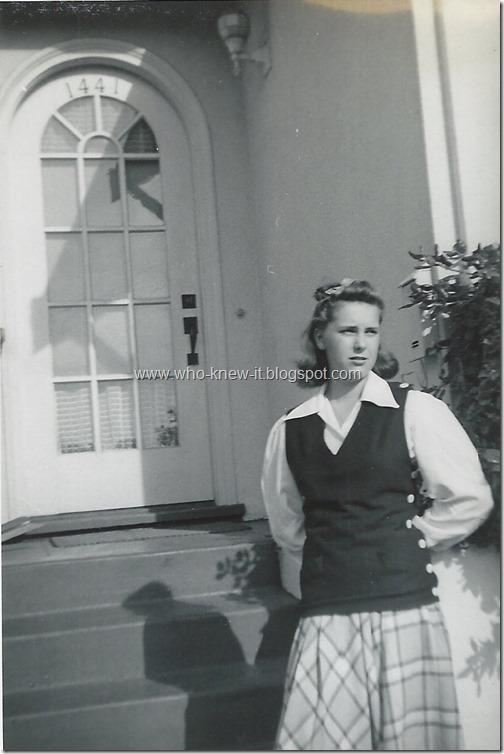 Gerry Martin c 1945