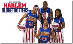 Harlem Globetrotters ingressos en Brasil