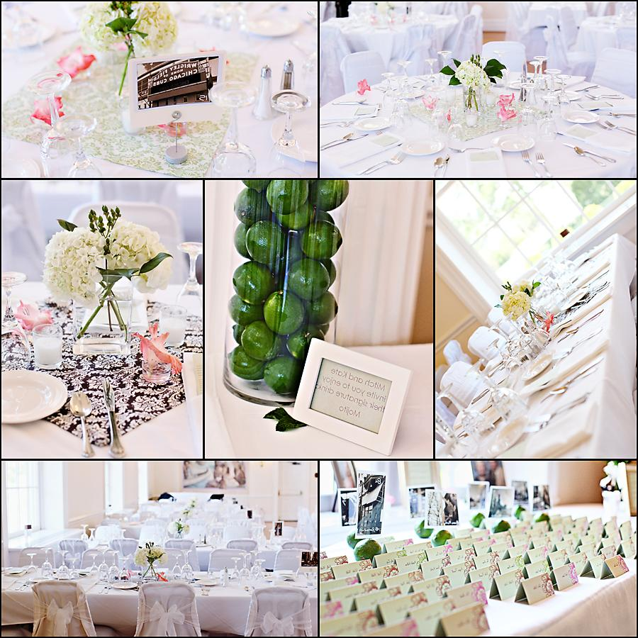 aisle formed by tin