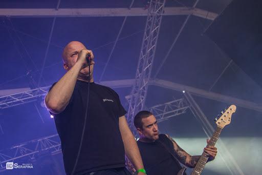 Nidingr au Hellfest 2015