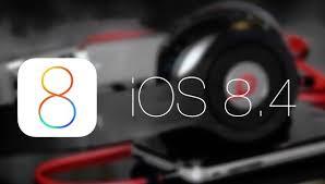 iOS 8.4 disponible en téléchargement, avec Apple Music