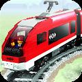 Train Building Set for Kids APK for Bluestacks