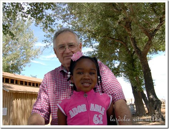 Halie and Grandpa