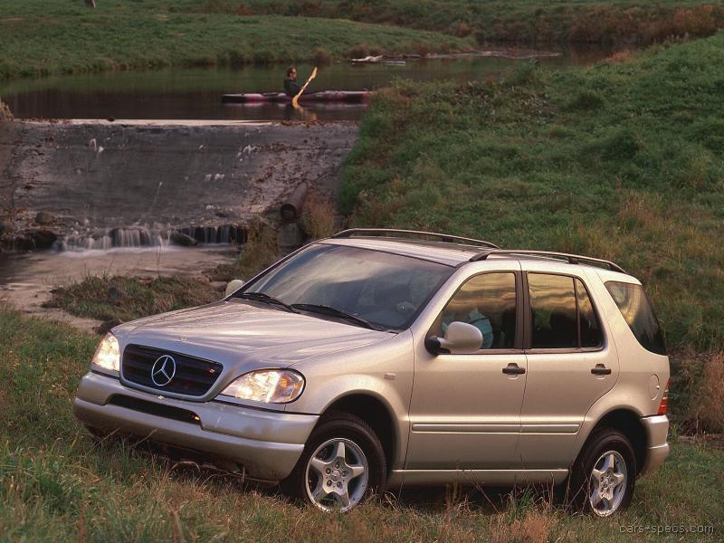 2003 Mercedes Benz M Class Suv Specifications Pictures