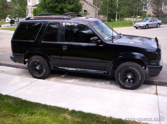 1993 Mazda Navajo Suv Specifications  Pictures  Prices