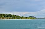 Dopływany do wyspy
