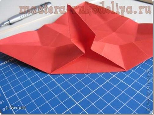 flor de pascua origami (18)
