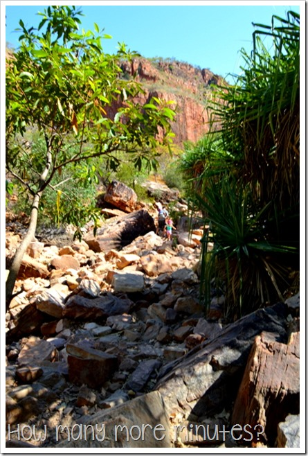 Emma Gorge, Best Waterhole Ever | How Many More Minutes?