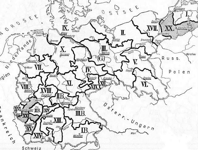 Niemieckie Korpusy Armijne