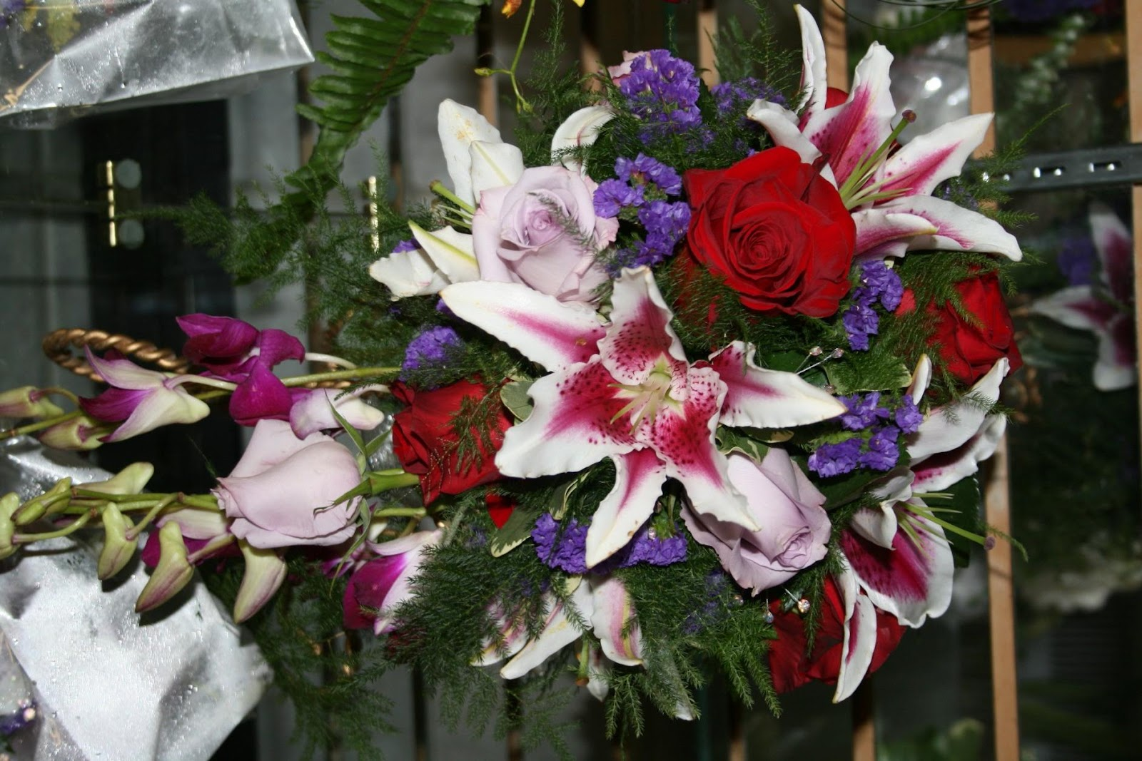 All, BOUQUETS, WEDDING FLOWERS