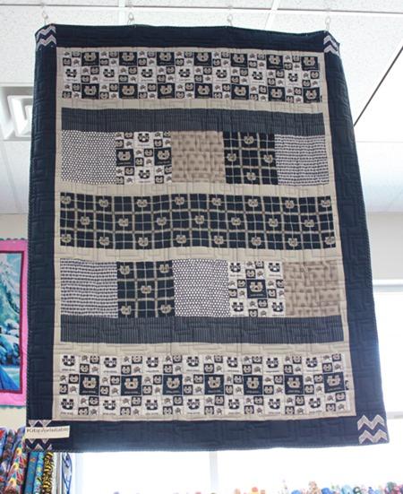 Utah State quilt