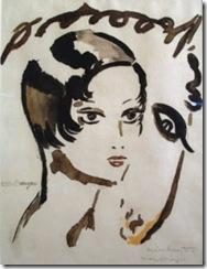 L'écuyère, Rosa, 1930