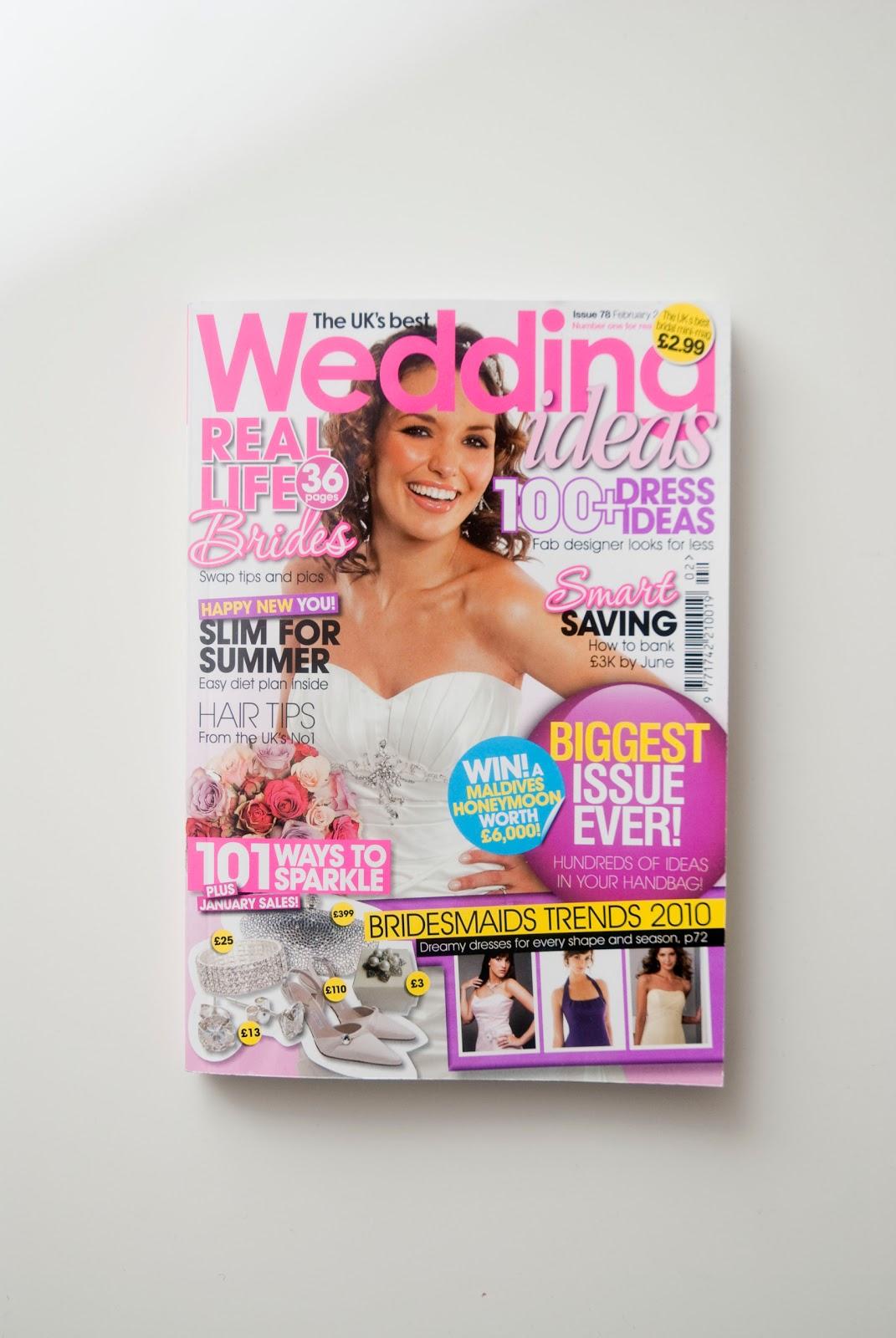 Wedding Ideas Magazine,