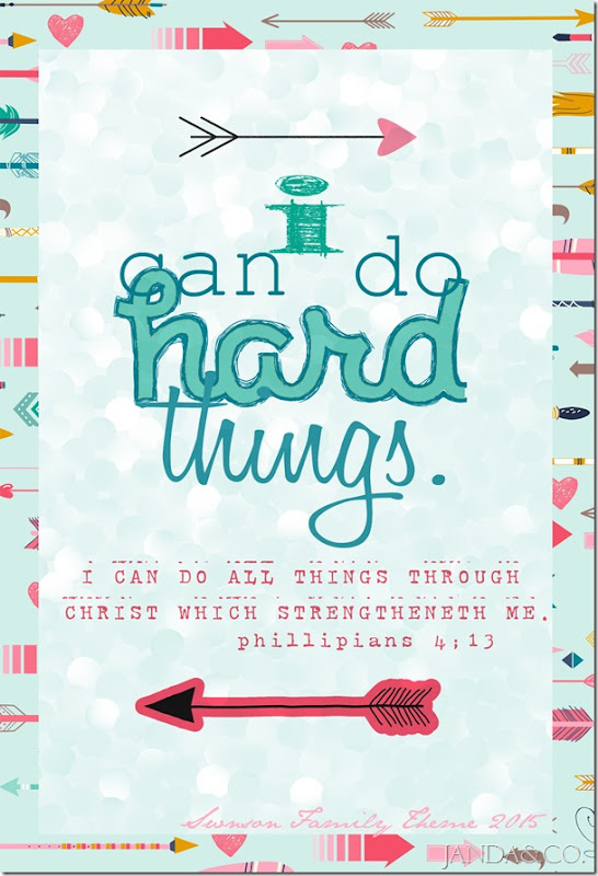 I can do hard things 2015 2