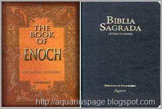 livro de enoch e a bíblia