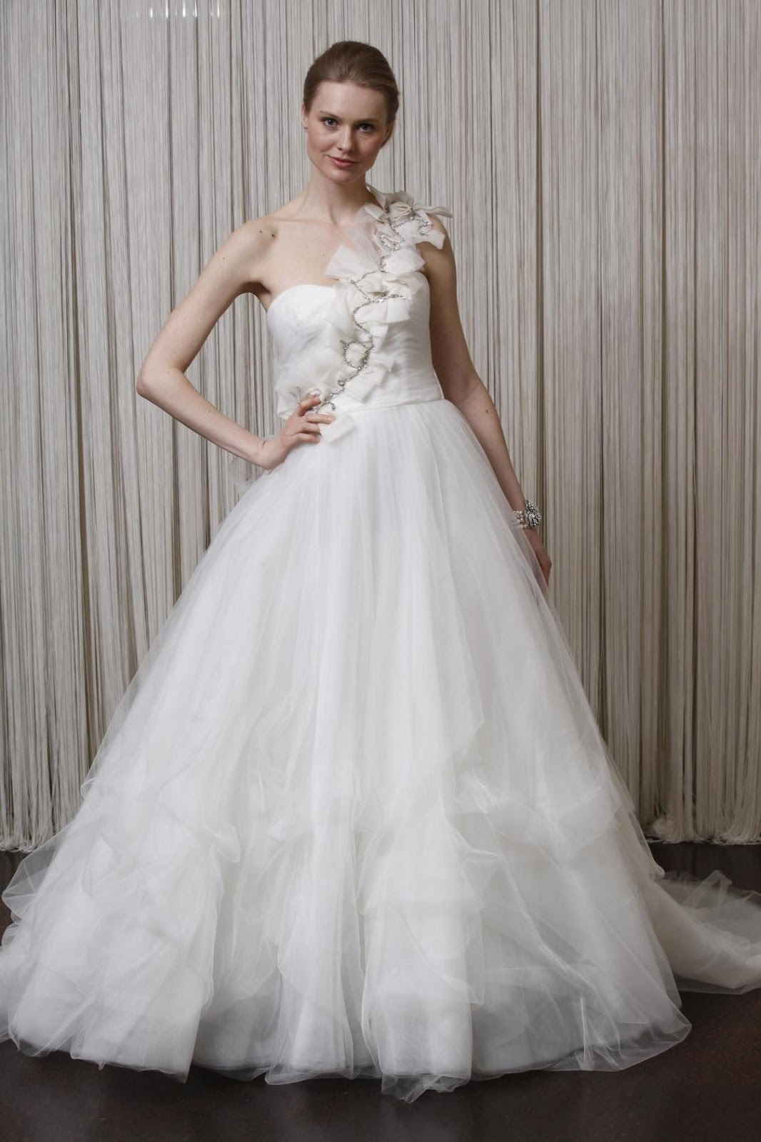 Wedding Dress by Badgley