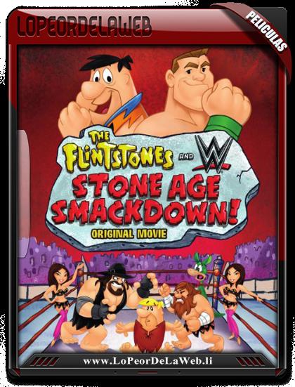 Los Picapiedra y WWE: SD. en la Edad de Piedra (2015) 720