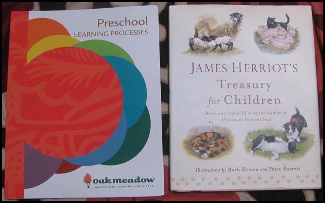 Oak Meadow Pre-K Curriculum