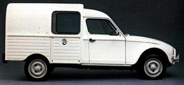 Citroen 1978 Acadiane
