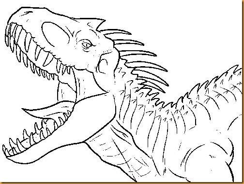 Indominus Rex - Jurassic World-0006