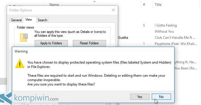 folder file hide