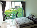 studio apartment with pool view for sale & rent   Condominiums to rent in Naklua Pattaya