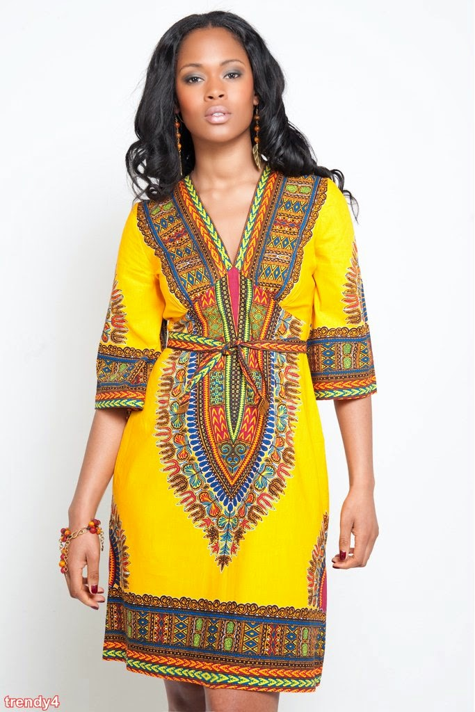 African print dresses for any occasion! D'iyanu offers many African-style dresses so you can find the perfect one for your closet. Our selection includes plus size African dresses, knee length African dresses, African print maxi dresses and more.
