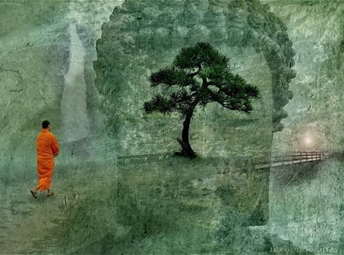 Phật pháp vấn đáp - Người Áo Lam