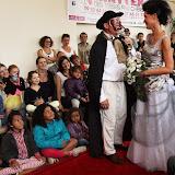C'est Chantecler qui reçoit la mariée