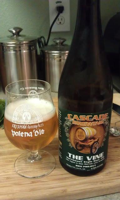 Cascade The Vine