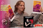 """José Luis Ruiz Del Puerto nos ha propuesto una colección llamada """"Sonidos de Mujer"""", obras para guitarra compuestas por mujeres. El nº 2 con música de Madame Sidney Pratten y el nº 1 de Claudia Montero, quien hace pocos días ha recibido el Latin Grammy 2014. Nuestra enhorabuena."""