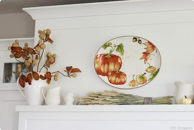 kitchen decor fall