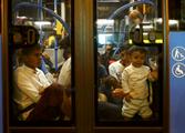 Migranti in treno