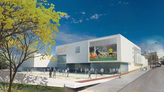El barrio de Peñagrande estrenará un gran polideportivo en 2017