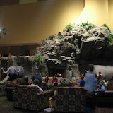 Inside the hotel at Kalahari in OH 02192012c