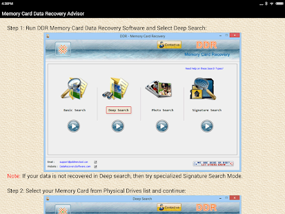 memory card recovery software free download mac