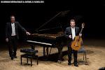 137: Concierto del Dúo Cuenca (España, piano y guitarra