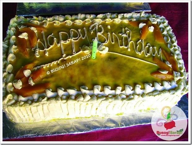 Mr.H Mango Cake© BUSOG! SARAP! 2010