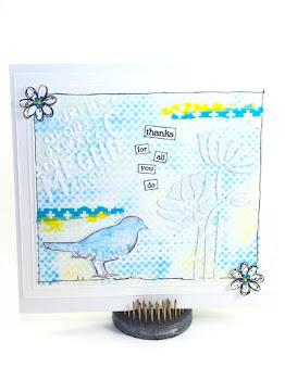 Linda Vich Creates: Bittersweet Card Class