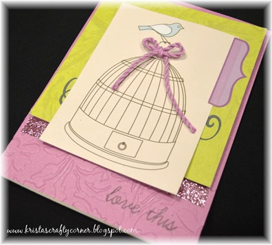 My Crush_blog hop_birdcage card_cu