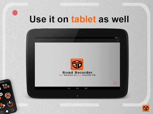 Road Recorder PRO - screenshot