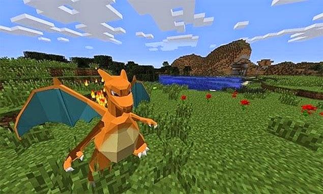 Sie Können In Minecraft Pokémon Spielen Spass Und Spiele - Minecraft pc spiele
