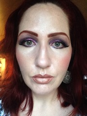 Urban Decay Vice 4 Palette Look 5_1