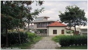 Орнитологический центр в Поморие. Болгария.