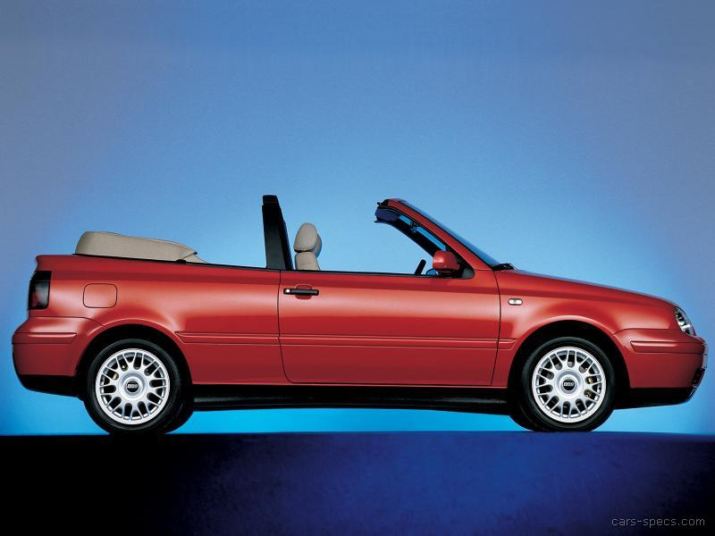 2001 volkswagen cabrio convertible specifications. Black Bedroom Furniture Sets. Home Design Ideas