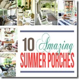10 Amazing Summer Porches