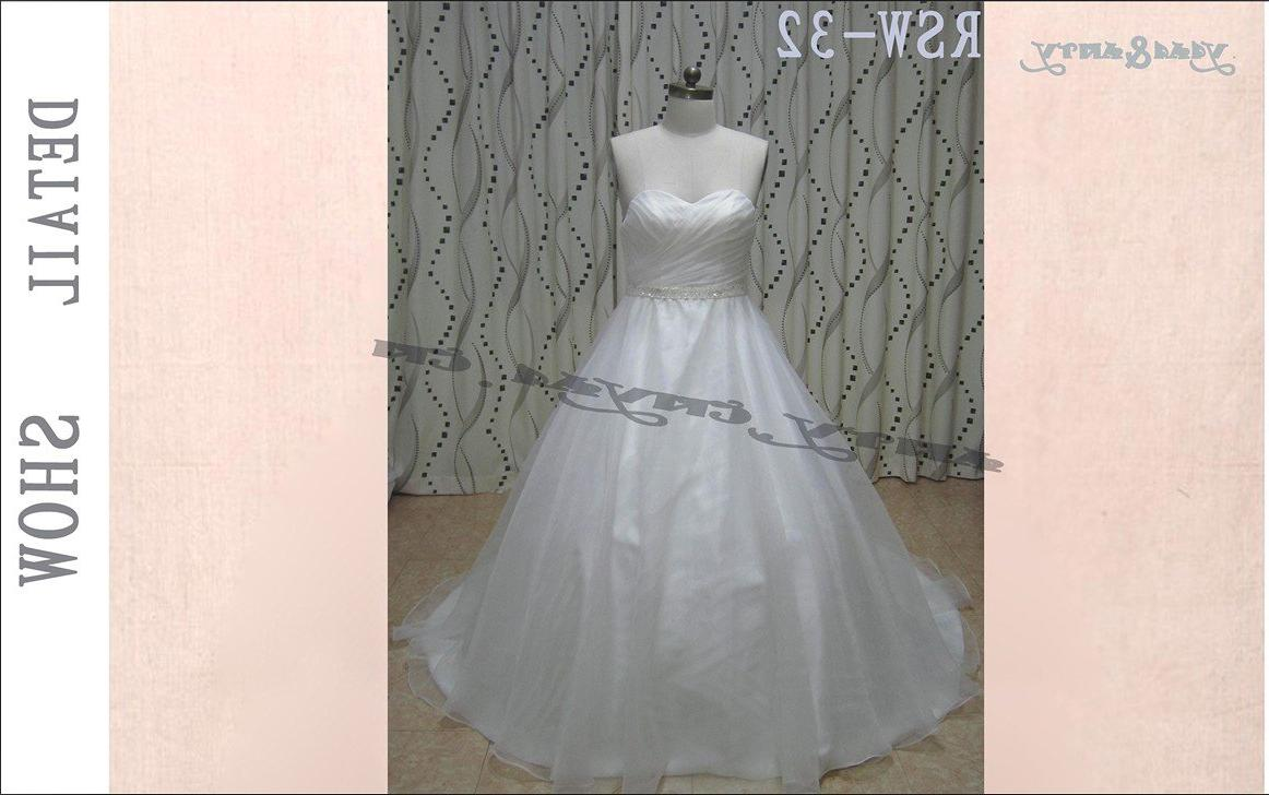wedding dress Promotion. RSW-32