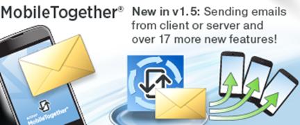 MobileTogether Version 1.5