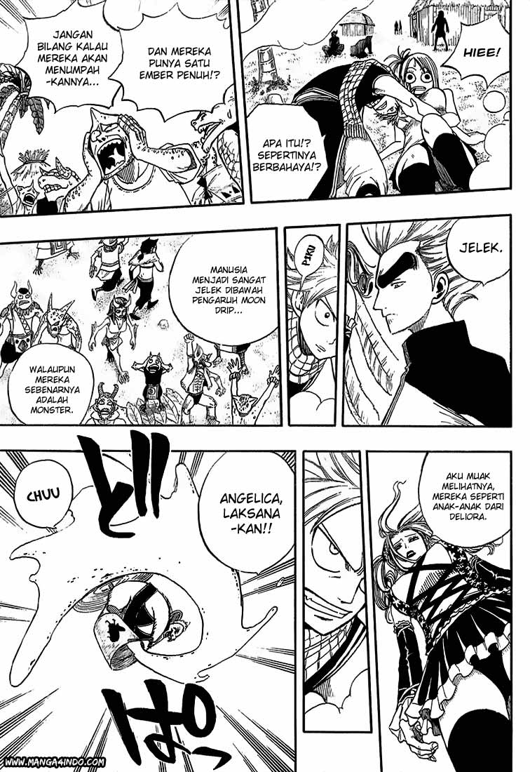 Read Online Fairy Tail Mangascans 31 page 13