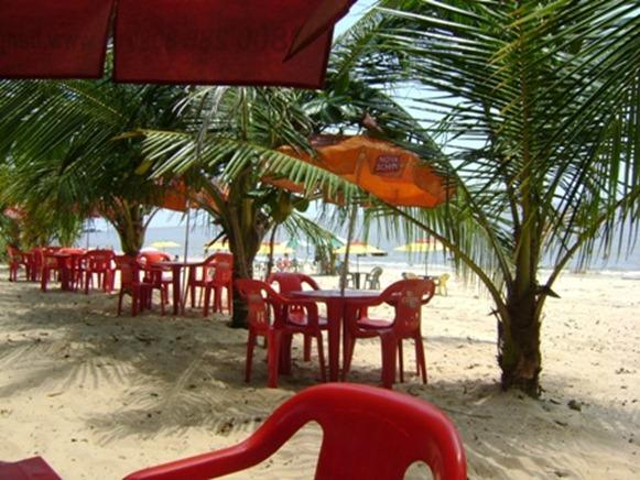 Praia Chapeu Virado - Belém do Parà